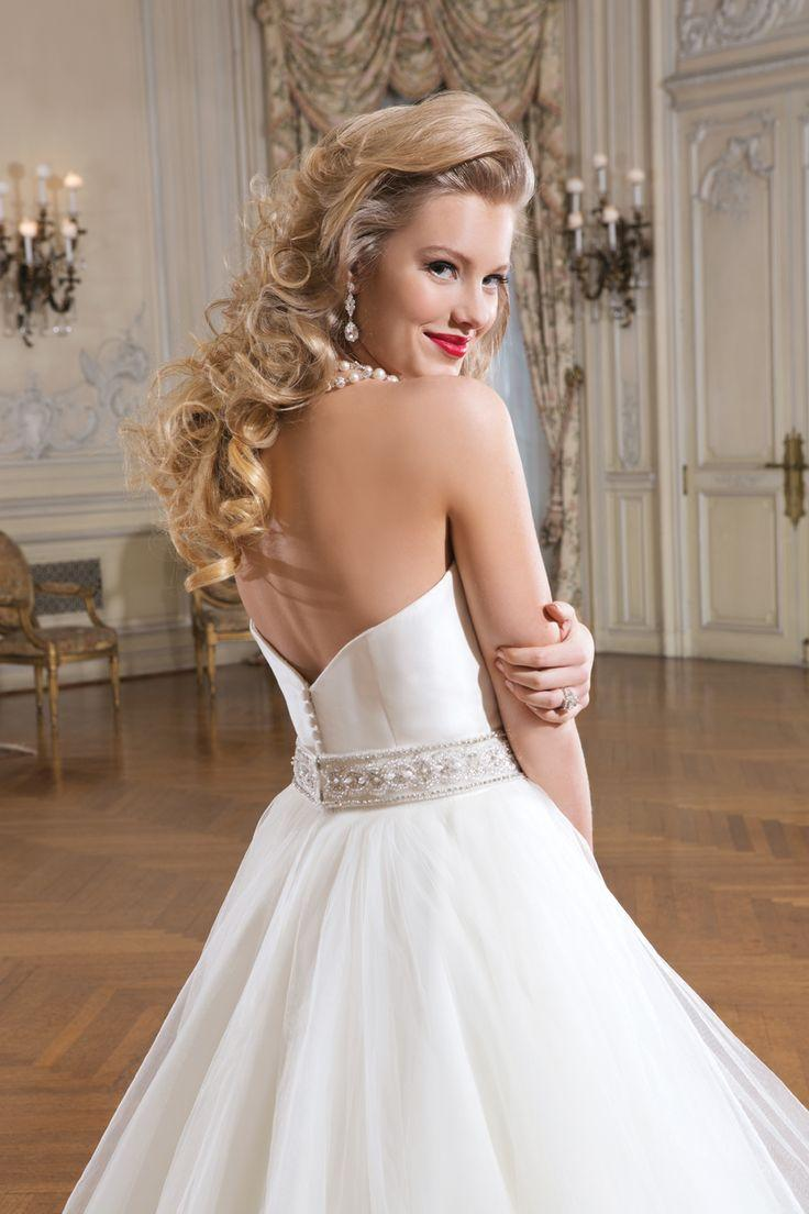 Mariage - Justin Alexander Wedding Gown Collection