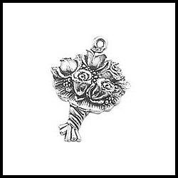 Mariage - Wedding Bouquet Charm