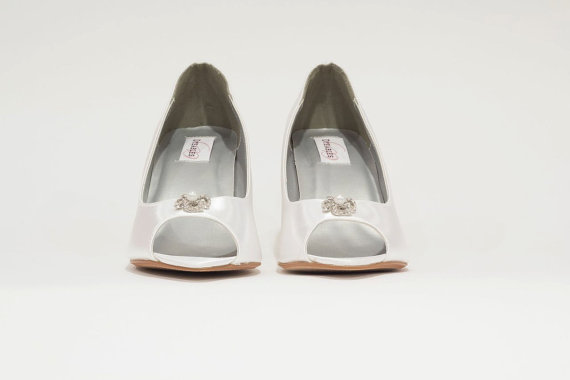 Свадьба - Wedding Shoes Minka 310