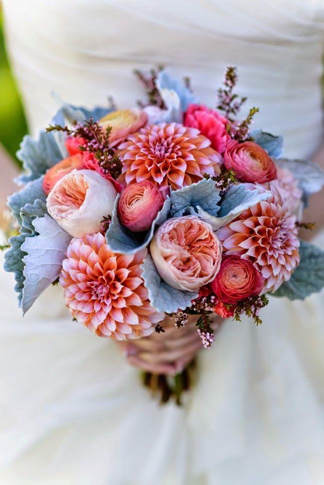 Hochzeit - 12 Stunning Wedding Bouquets - 33rd Edition