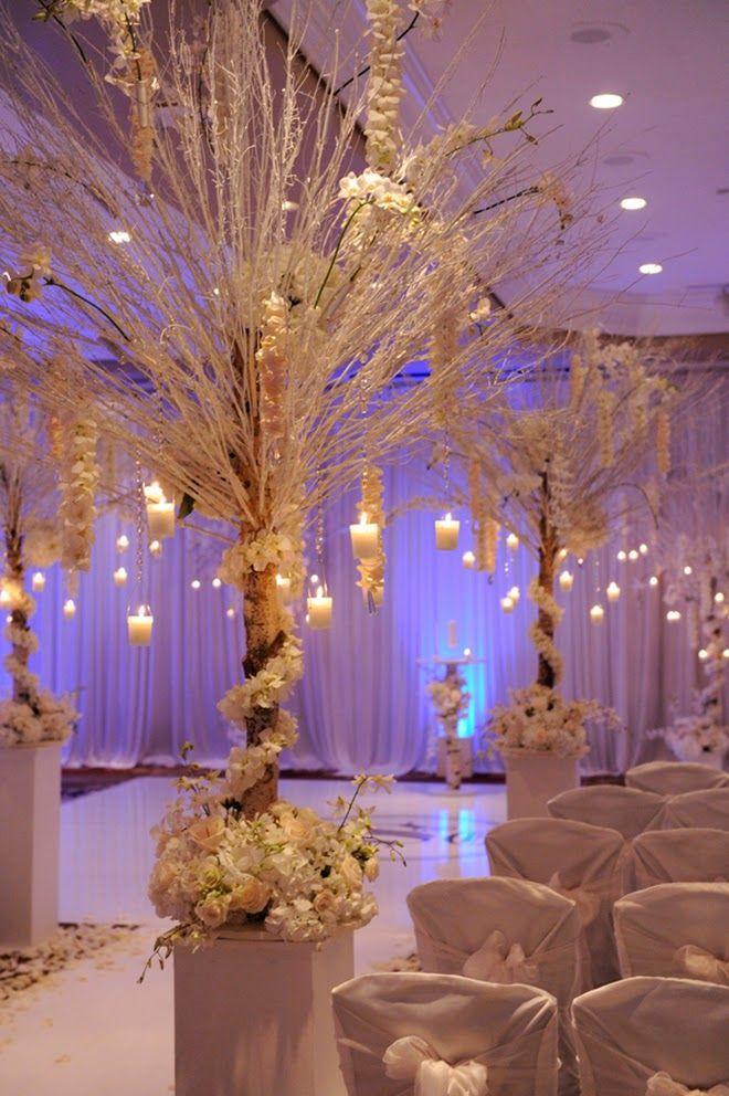 Свадьба - Winter Wonderland Wedding
