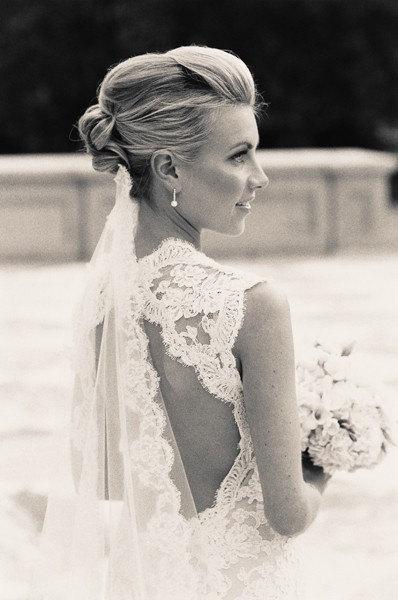 Wedding - Soft Lace Veil