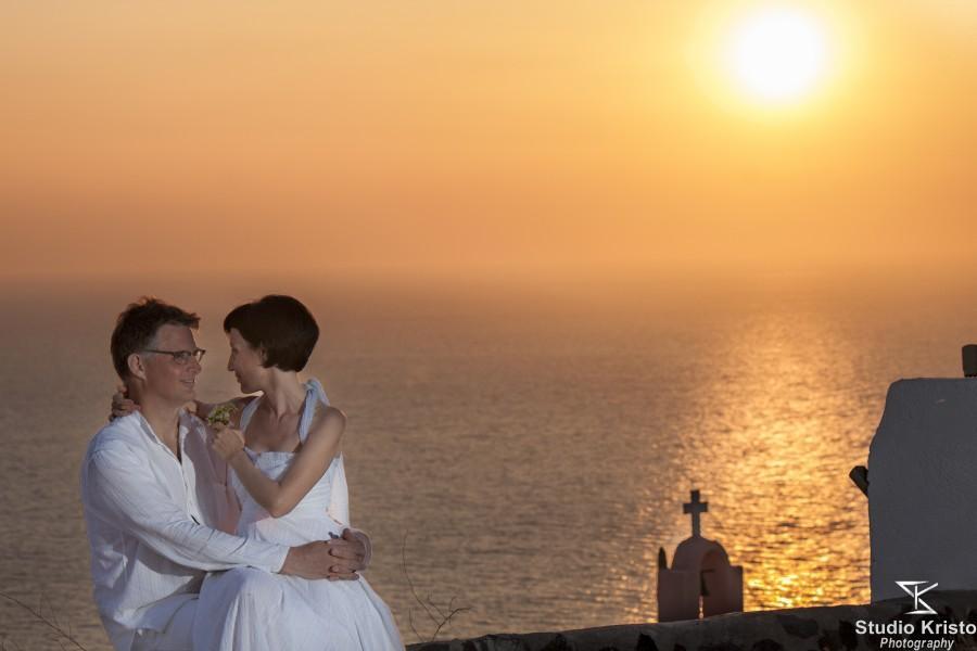 Mariage - Santorini Pre Wedding Photography