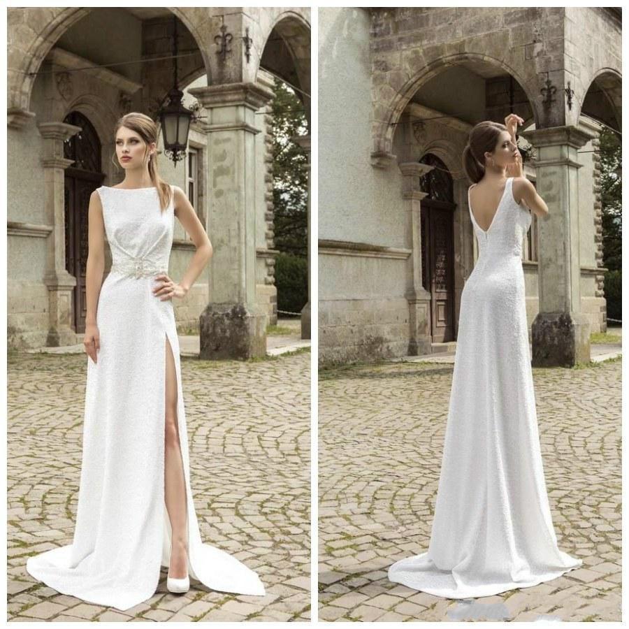 cheap white bridesmaid dresses online