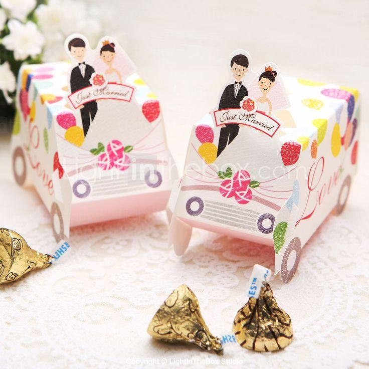 Свадьба - Weddings - Favours/bomboniere