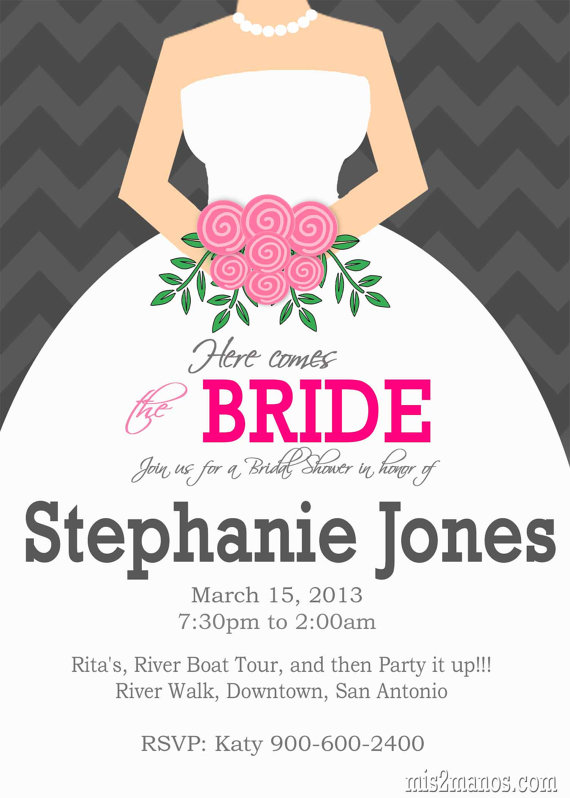 Bridal Lingerie Shower Invitations was awesome invitation template