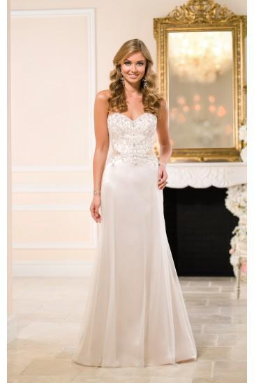 Wedding - Stella York A LINE WEDDING DRESSES STYLE 6059