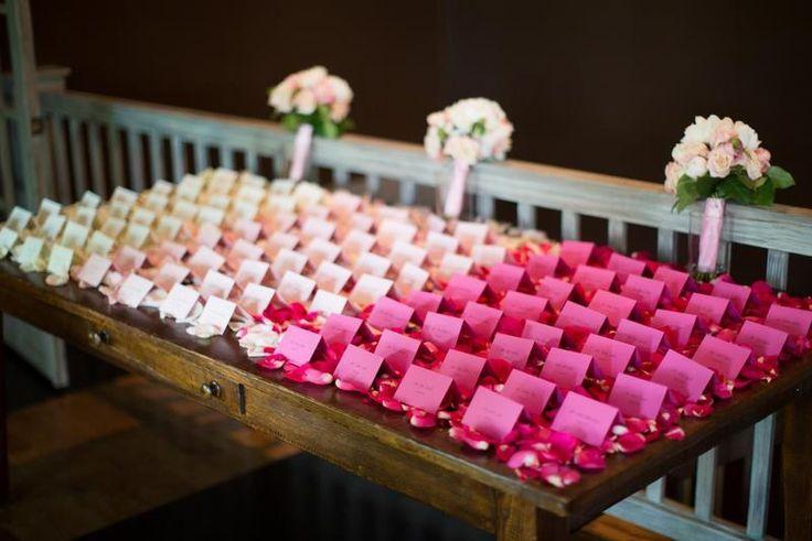 Свадьба - Blushing Pink Wedding In Charlottesville