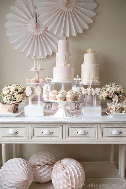 Mariage - (Dessert Tables)