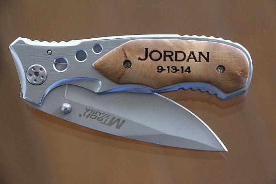 Mariage - 4- Gifts for Groomsmen, Groomsmen Knife, Personalized Groomsmen Knife, Groomsman Gift, Junior Groomsman, Groomsman Knife, Pocket Knife