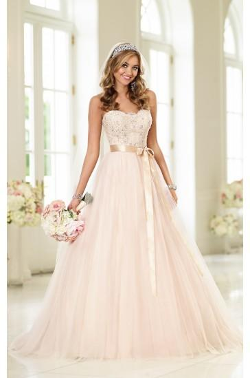 Mariage - Stella York TULLE WEDDING DRESS STYLE 6028