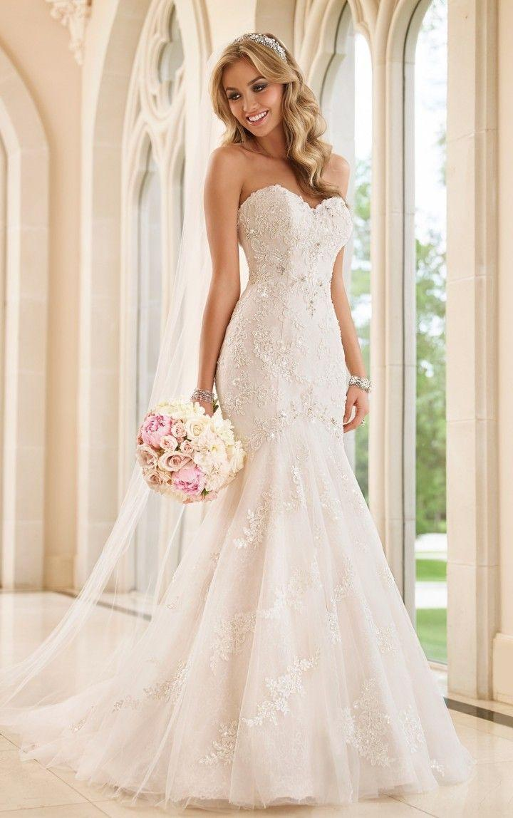 Wedding - Stella York Wedding Dresses 2015