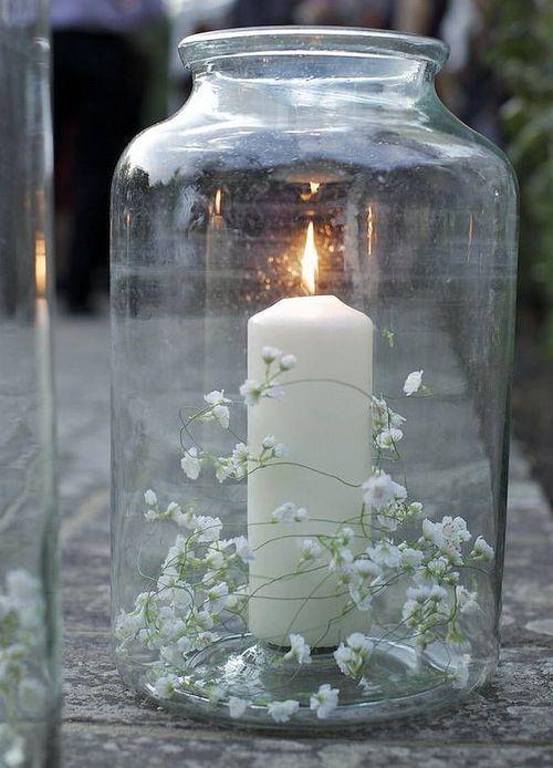 Свадьба - Vintage Jars