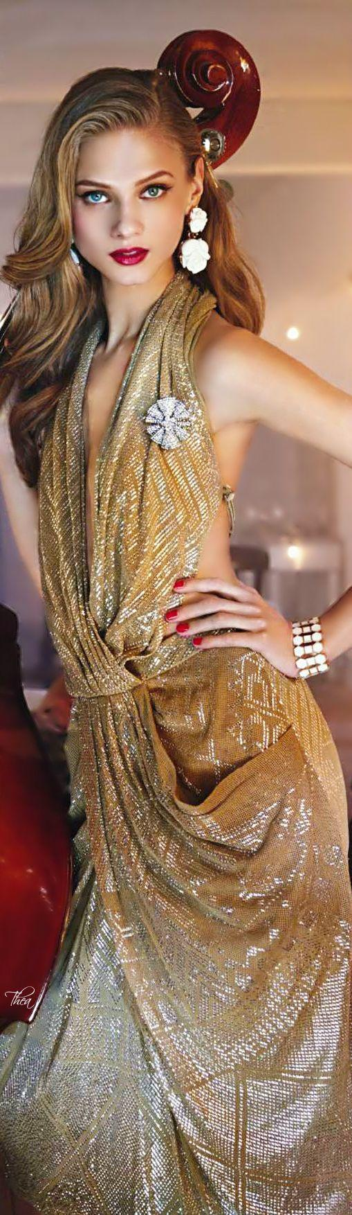 Mariage - Color-Gold