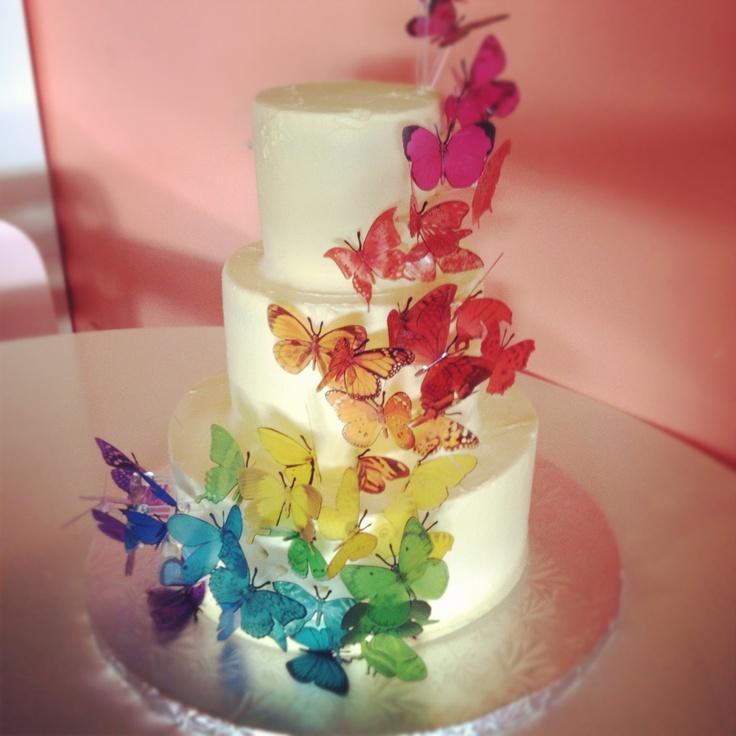 Wedding Theme Rainbow Themed Wedding Inspiration 2252442 Weddbook
