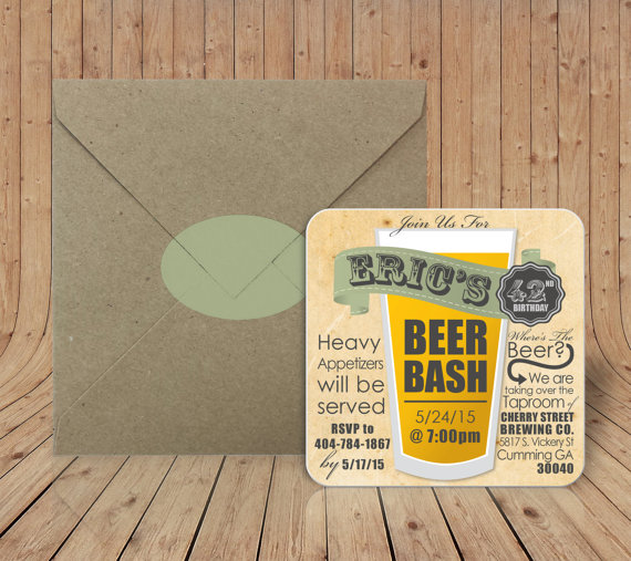 Hochzeit - Reserved Listing for Cheryl - 50 Coasters/50 Envelopes