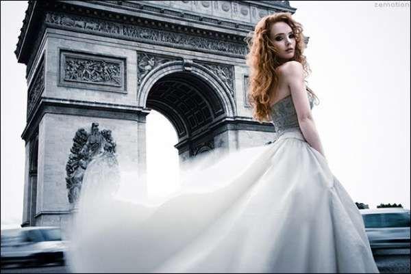 زفاف - Parisian Bridetography