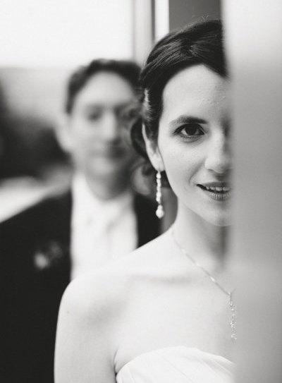Mariage - Vines Bridal Earrings, Pearl Drop Earrings, Swarovski Jewelry, Linear Dangle Earrings, Sterling Silver Posts, TWINE