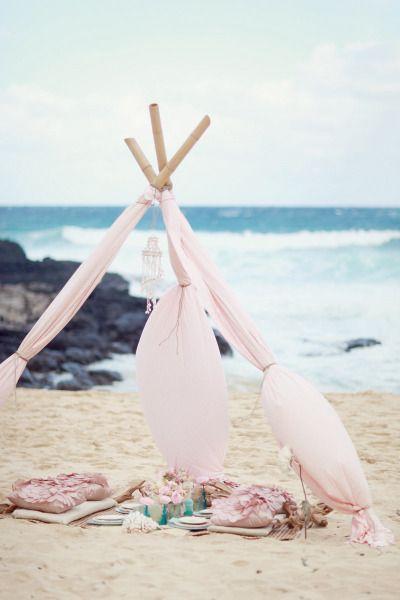 Mariage - Beach