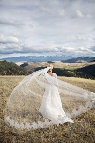 Mariage - Rustic Summer Wedding At Ranch At Rock Creek