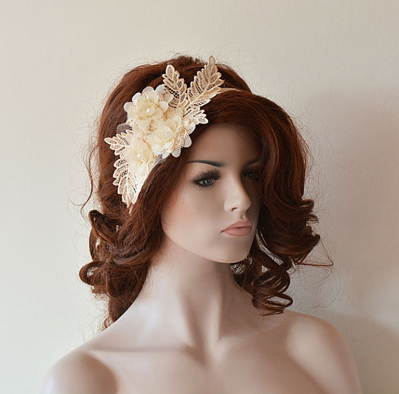 Vintage Wedding Headband 6