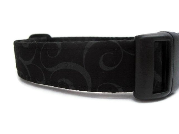Свадьба - Formal Black Dog Collar Wedding Collar
