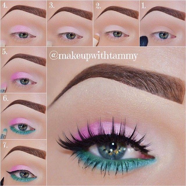 hochzeit make up