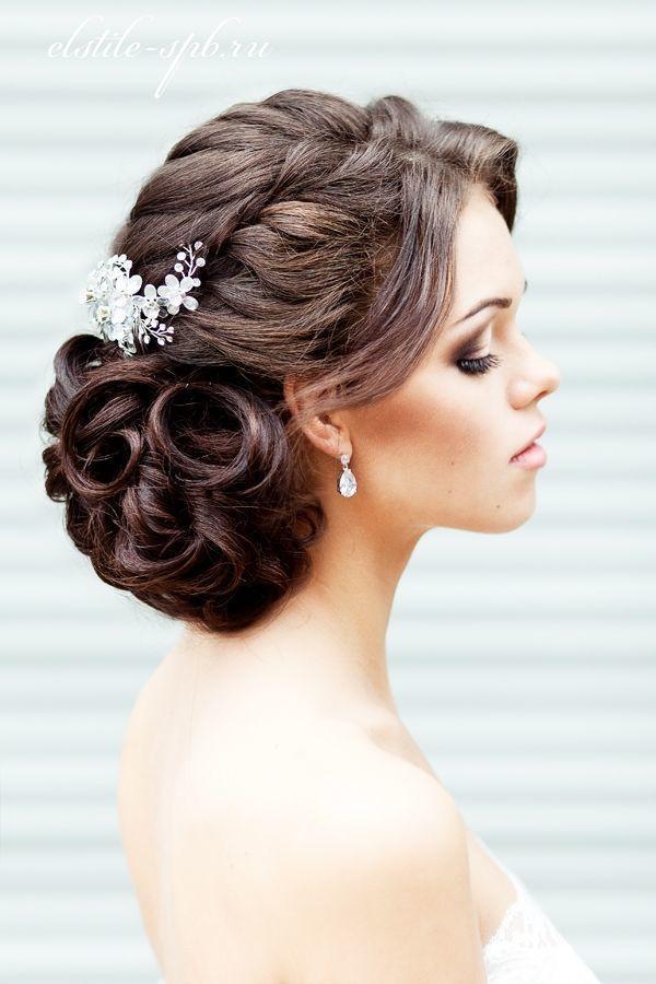 زفاف - 20 Fotos De Peinados Para Novias Actuales Y Elegantes