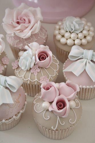 زفاف - CUPCAKES