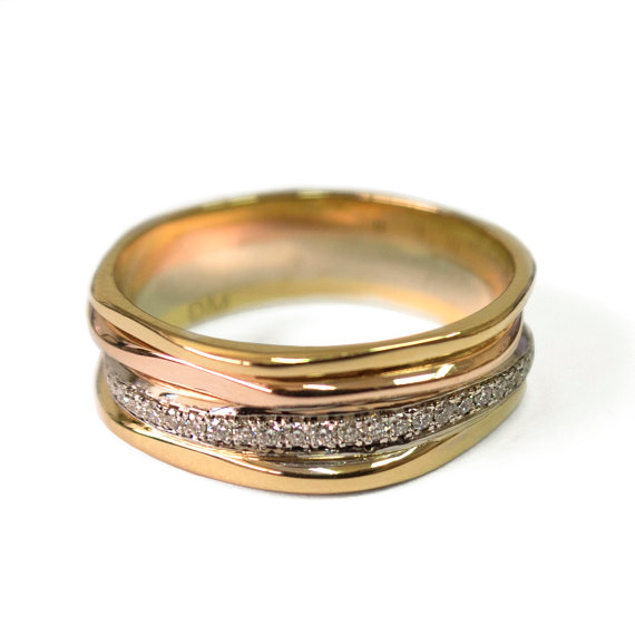 gold color asp band tri item product wedding rings view detail