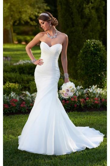 Stella York SWEETHEART NECKLINE WEDDING DRESS STYLE 6042