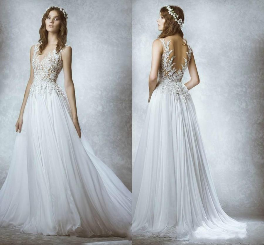 Zuhair Murad Wedding Dresses 2015 Fall