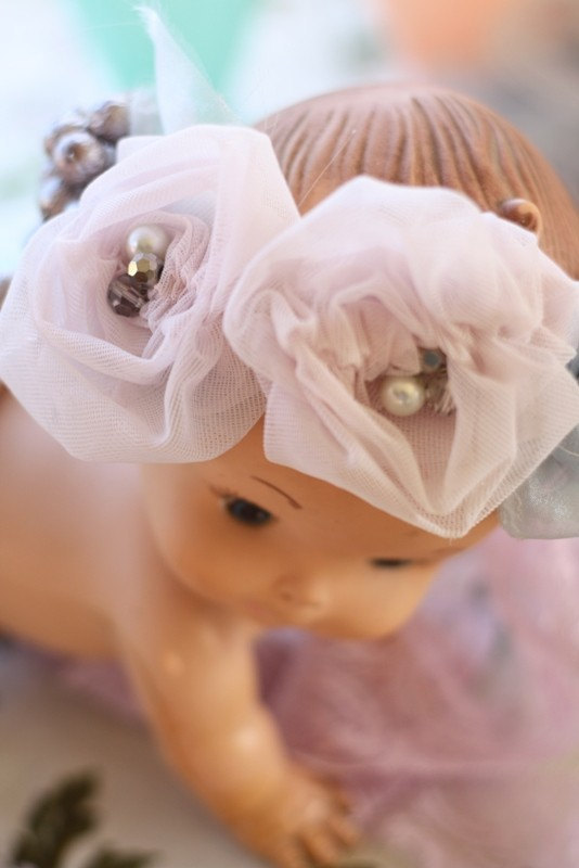 Fabric Flower Tutorial- Ruched Rosettes, Sewing Pattern, How To Make ...