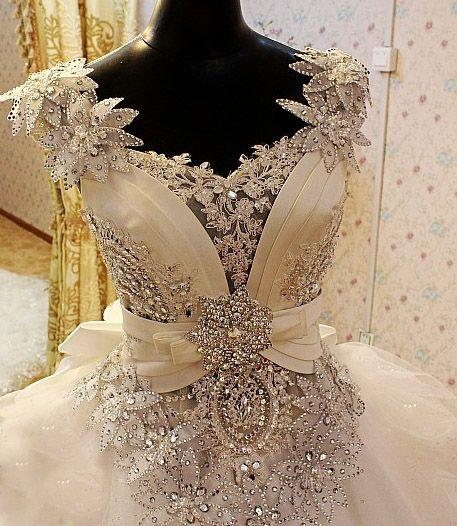 Wedding - Gypsy Wedding Dress 9