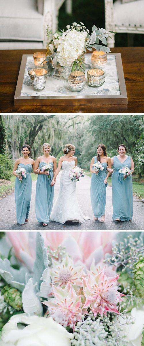 Wedding - Bride: Surviving The Heat With Plenty Of Southern Charm