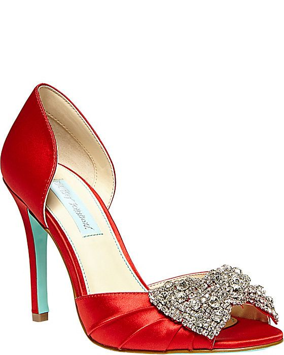 Mariage - Blue By Betsey Johnson
