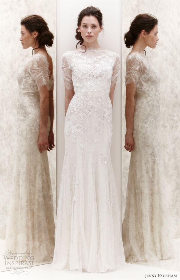 زفاف - Jenny Packham Bridal Spring 2013 Wedding Dresses