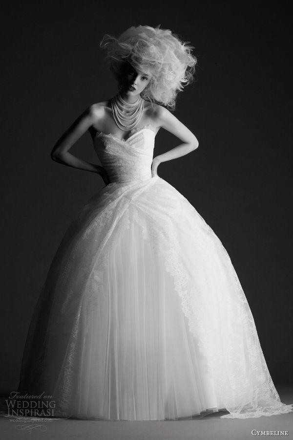 Mariage - Cymbeline 2014 Wedding Dresses — Je Vous Aime Bridal Collection