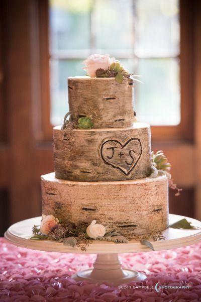 Свадьба - Romantic Redwood Ranch Wedding