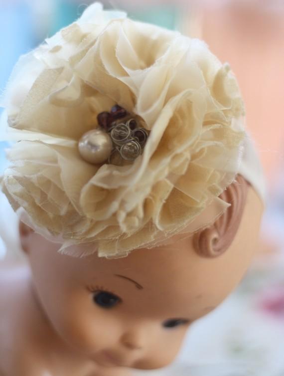 Fabric Flower Pattern Fabric Flower Tutorial CARNATION Wedding