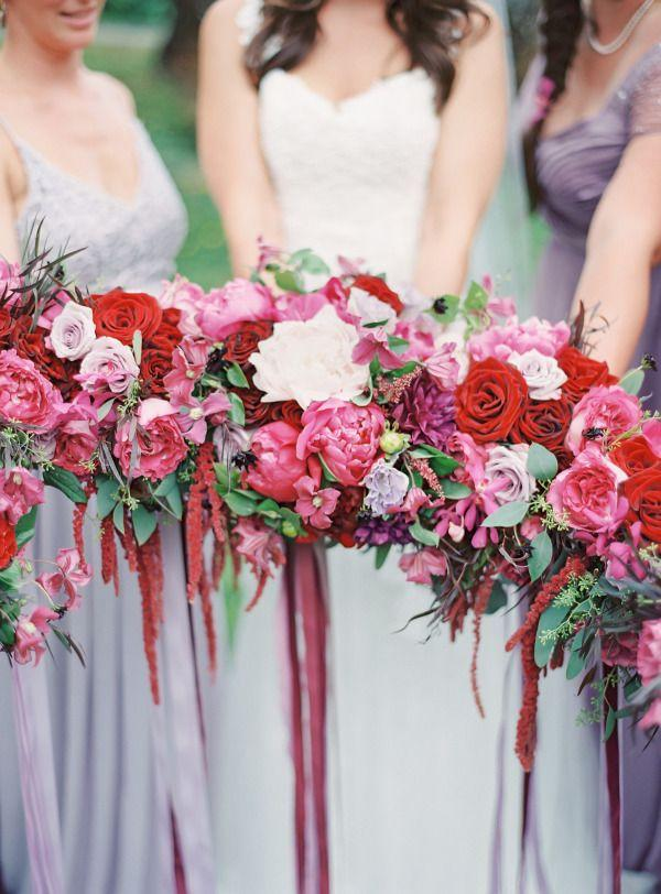 Wedding Flowers On Oahu : Ideas berry colored oahu wedding weddbook