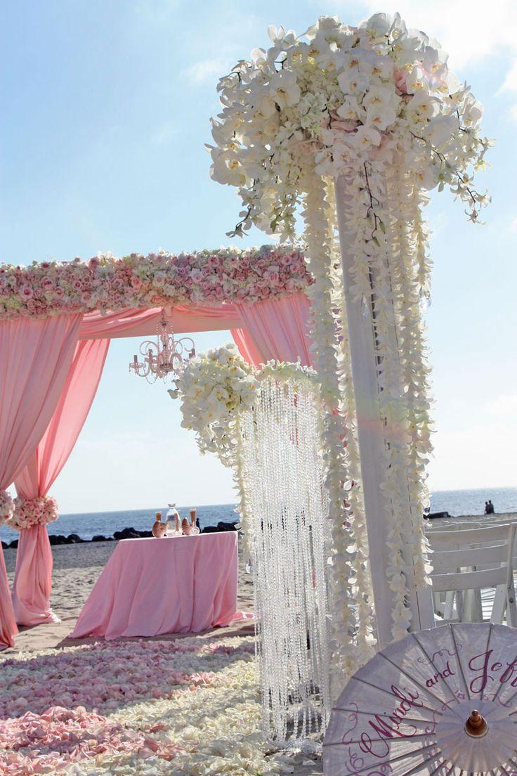 Свадьба - Beach Wedding Ideas