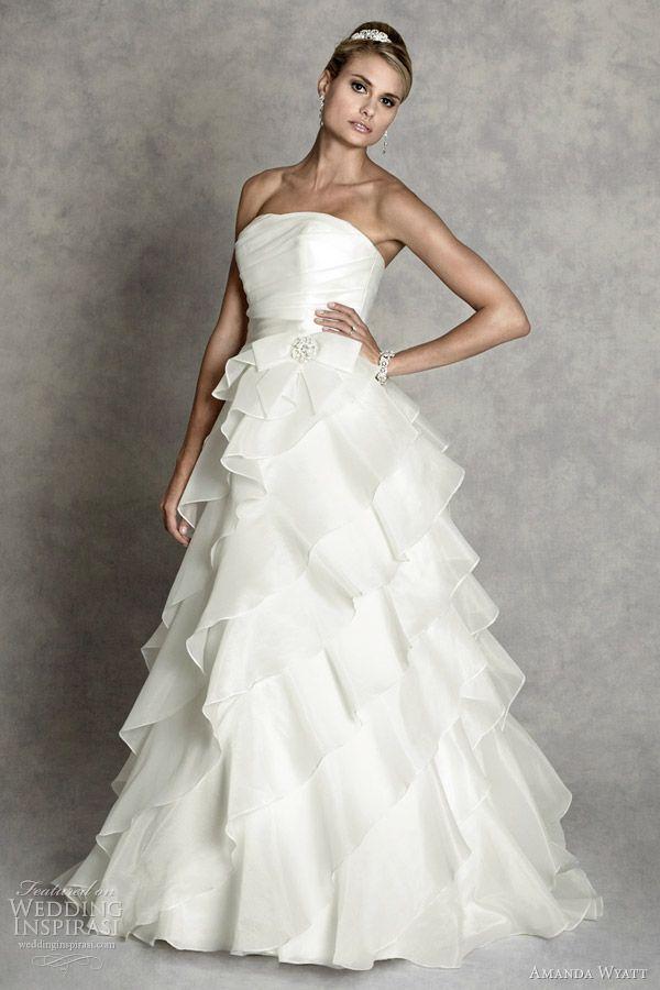 Amanda Wyatt Wedding Dresses — Enchanted Bridal Collection #2258274 ...