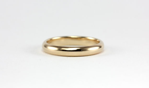 carat white wedding gold band rings bands yellow simple james platinum orla