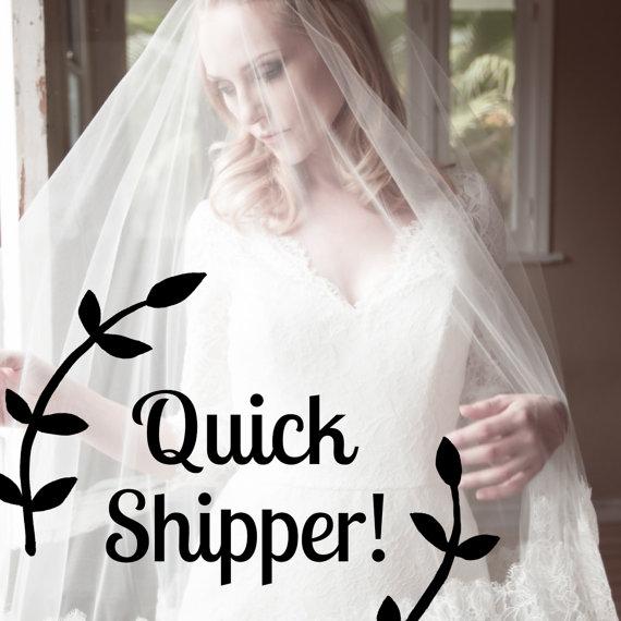 Wedding - SALE Change to a Juliet Bridal Cap Wedding Veil, Style: Poppy #1434
