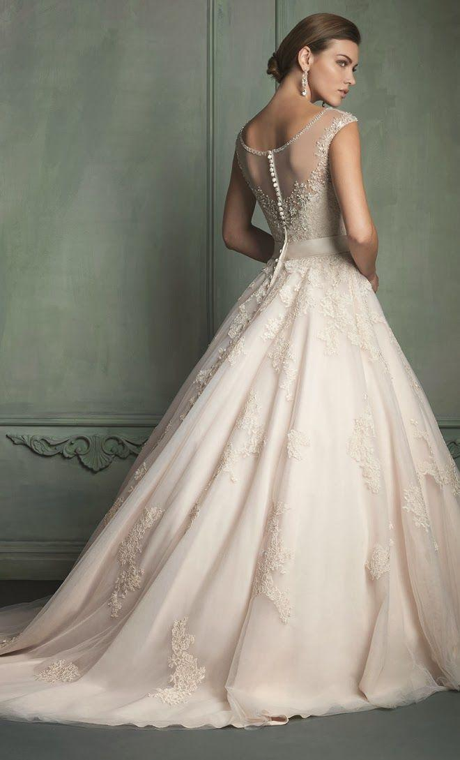 Boda - Allure Bridals Spring 2014 - Part 2