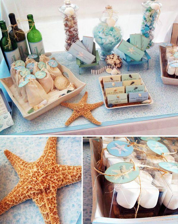 Свадьба - A Romantic, Beach-Inspired Wedding Theme