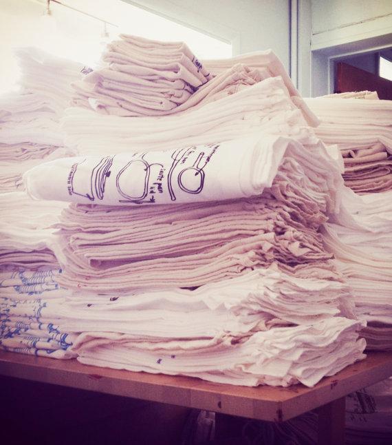 Custom Tea Towels Customized Wedding Invitation Party Favor Promotional Gift Bulk Kitchen