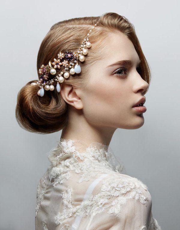 Mariage - Bridal Hair / Acconciatura Sposa