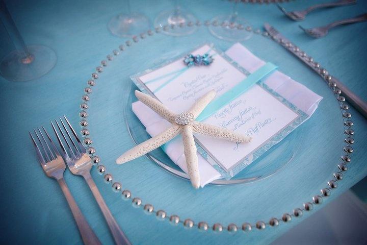 Свадьба - Menu